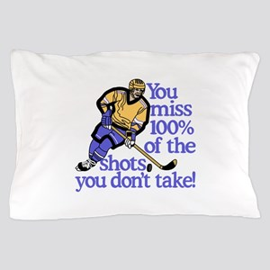 100% Of The Shots Pillow Case
