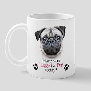 Pug Hug Mug