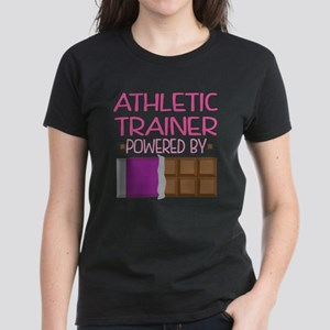 athletic trainer Women's Dark T-Shirt