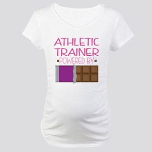 athletic trainer Maternity T-Shirt