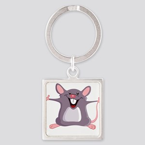 Happy Greeter Mouse Keychains