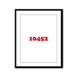 10452 Framed Panel Print