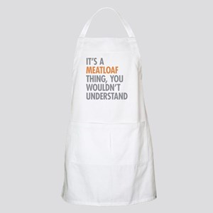 Meatloaf Thing Apron