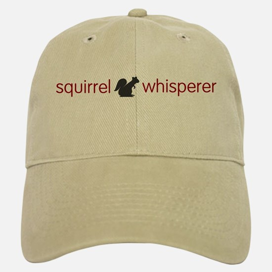 Squirrel Whisperer Baseball Baseball Cap