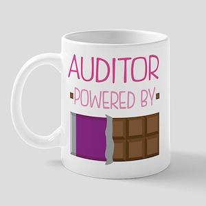auditor Mug