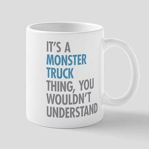 Monster Truck Thing Mugs