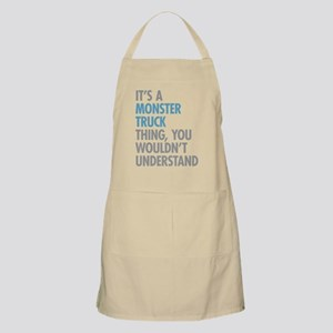 Monster Truck Thing Apron