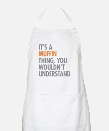 Muffin Thing Apron