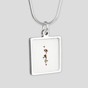 Quilting Design Necklaces