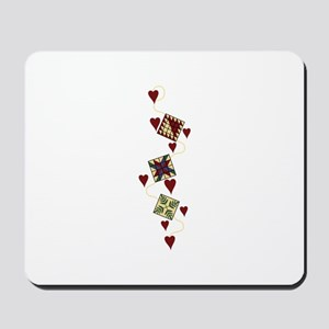 Quilting Design Mousepad