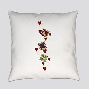 Quilting Design Everyday Pillow