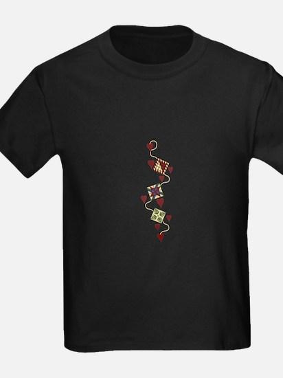 Quilting Design T-Shirt