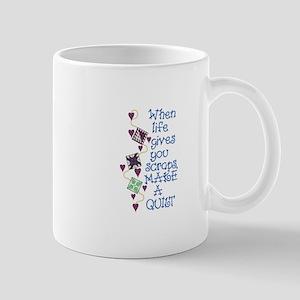 Make A Quilt Mugs