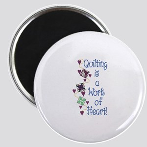 Work Of Heart Magnets