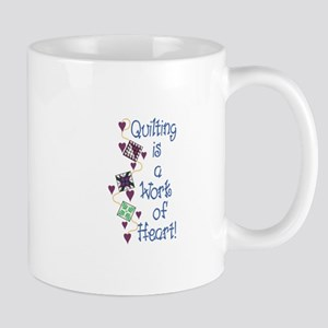 Work Of Heart Mugs