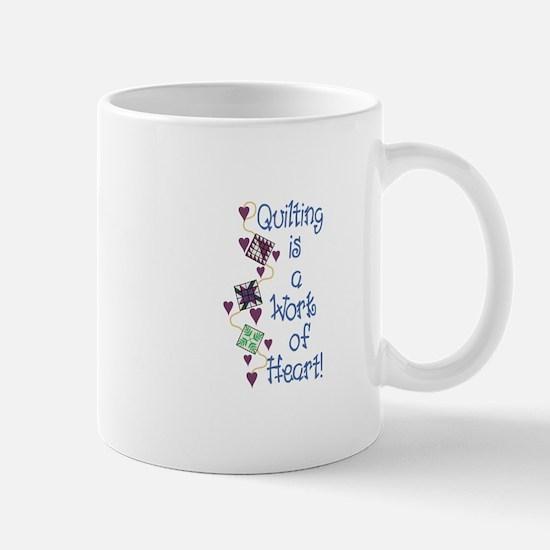 Work Of Heart Mugs