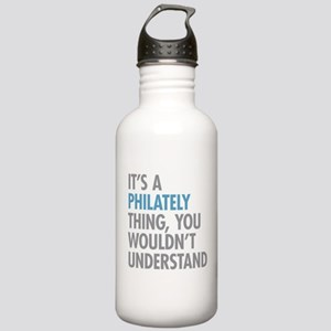 Philately Thing Stainless Water Bottle 1.0L