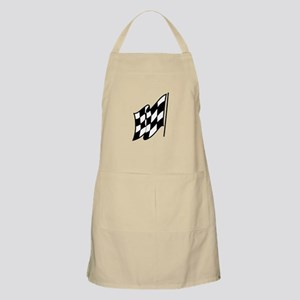 Checkered Racing Flag Apron