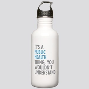 Public Health Thing Stainless Water Bottle 1.0L