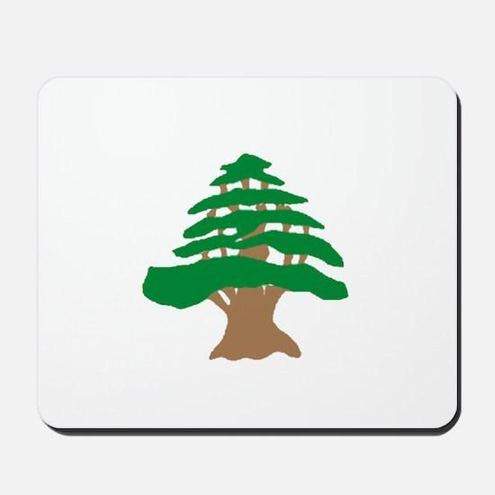 Cedar Tree Mousepad
