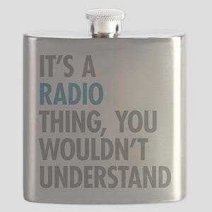 Radio Thing Flask