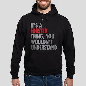 Lobster Thing Hoodie (dark)