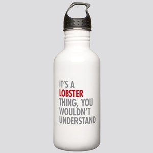 Lobster Thing Stainless Water Bottle 1.0L