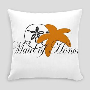 Sand Dollar Starfish Maid of Honor Everyday Pi