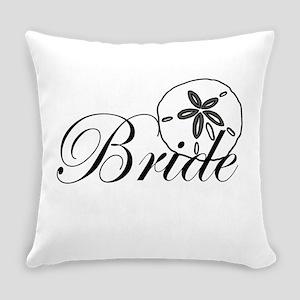 Sand Dollar Bride Everyday Pillow