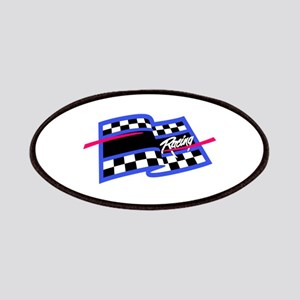 Checkered Flag Name Drop Patch