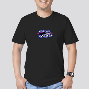 Checkered Flag Name Drop T-Shirt