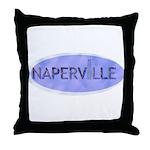 Naperville Throw Pillow
