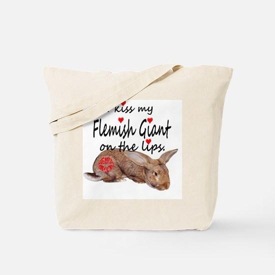 Cute Flemish Tote Bag