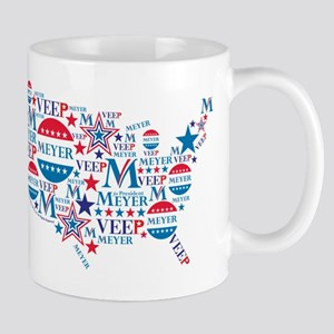 Veep Map Mugs