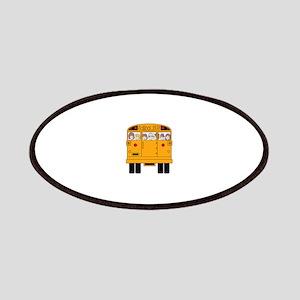 School Bus Rear Patch