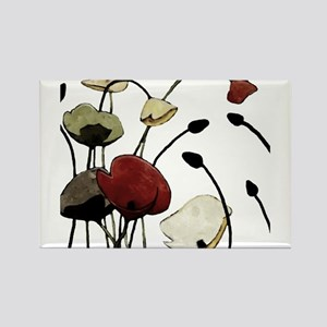 Poppies Magnets