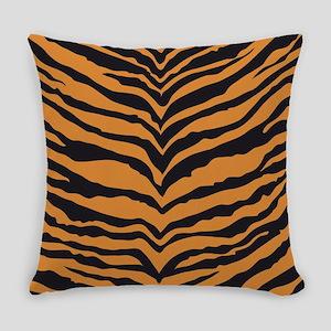 Tiger Animal Print Everyday Pillow