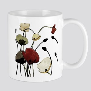 Poppies Mugs