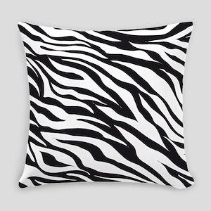 Zebra Animal Print Everyday Pillow