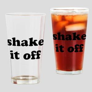 shake It Off Drinking Glass