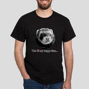 HappyFaceFerret T-Shirt