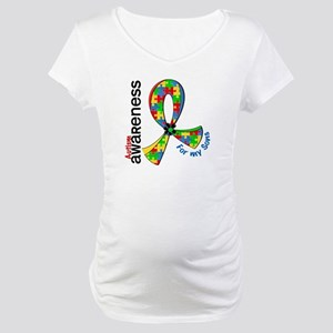 For My Sons Autism Maternity T-Shirt