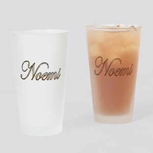 Gold Noemi Drinking Glass