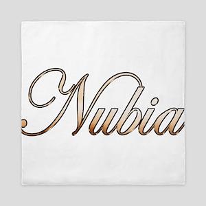 Gold Nubia Queen Duvet