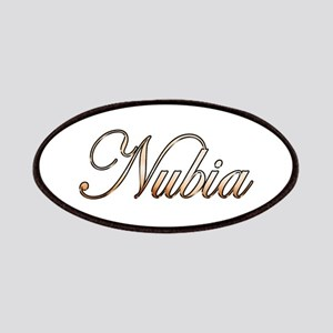 Gold Nubia Patch