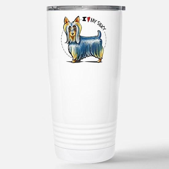 Love My Silky Travel Mug