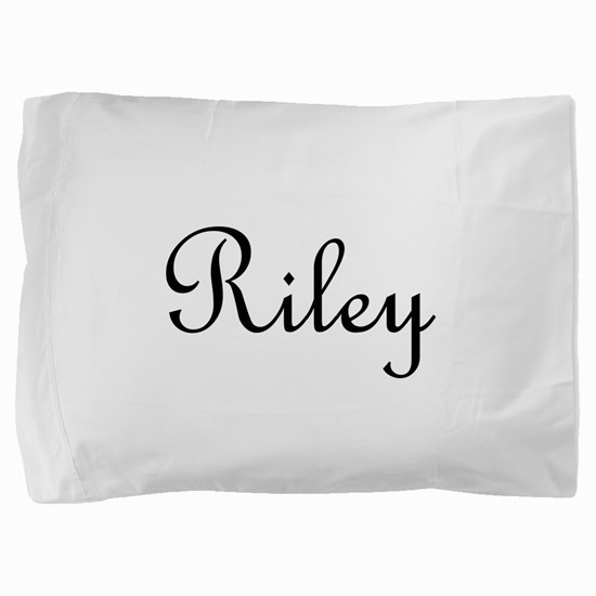 Riley.png Pillow Sham