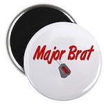 USCG Major Brat Magnet