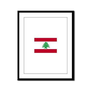 Flag Framed Panel Print