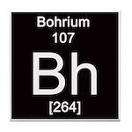 107. Bohrium Tile Coaster